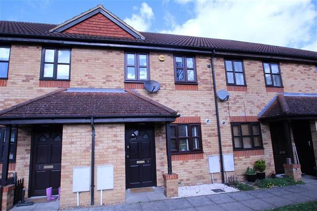 Thumbnail Terraced house to rent in Water Meadow Way, Wendover, Aylesbury