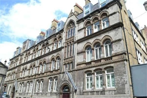Thumbnail Flat to rent in Crosshall Street, Liverpool