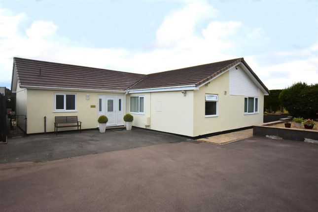 Thumbnail Property for sale in Pwllmeyric, Chepstow