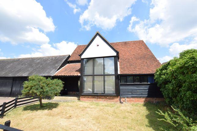 Thumbnail Barn conversion for sale in Canterbury Grange, Bocking, Braintree