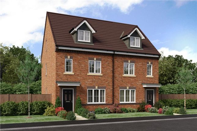 """Thumbnail Semi-detached house for sale in """"Rolland"""" at Blackburn"""