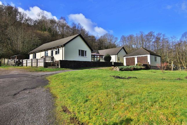 Thumbnail Detached bungalow for sale in Barry Sidings Country Park, Trehafod, Pontypridd