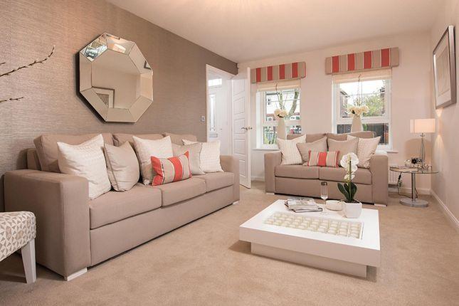 "Thumbnail End terrace house for sale in ""Ennerdale"" at Lightfoot Lane, Fulwood, Preston"