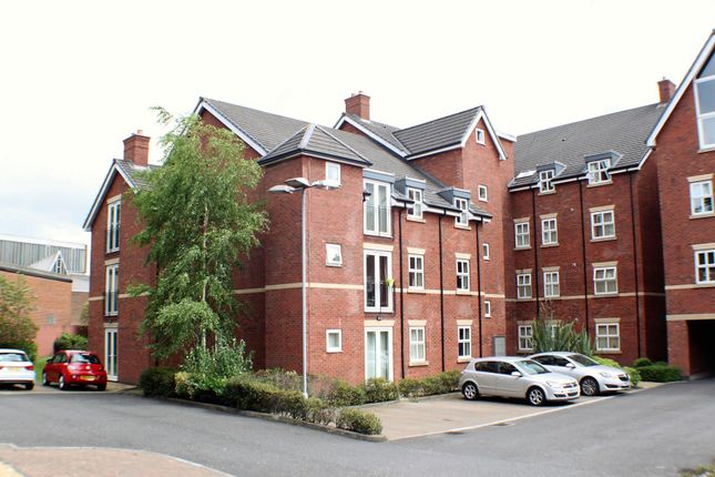 Thumbnail Flat to rent in Clarendon Place, Eccles, Manchester