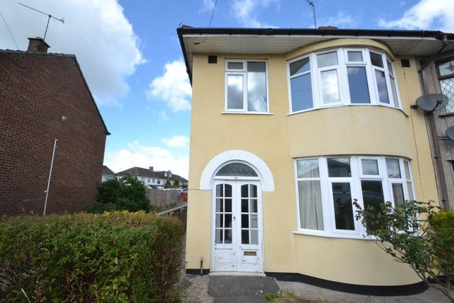 Thumbnail Property to rent in Conygre Road, Filton, Bristol