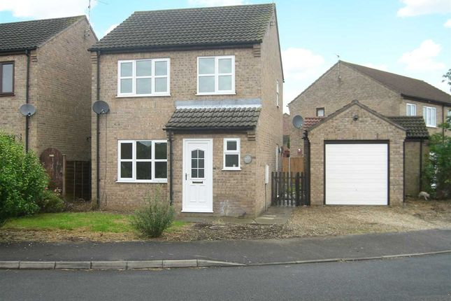 Thumbnail Detached house to rent in Alder Road, Sleaford