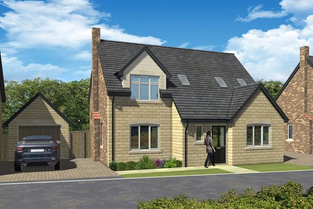 Thumbnail Detached house for sale in Pennine Walk, Worsbrough, Barnsley