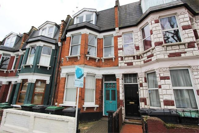 Thumbnail Terraced house to rent in Hampden Road, Harringay