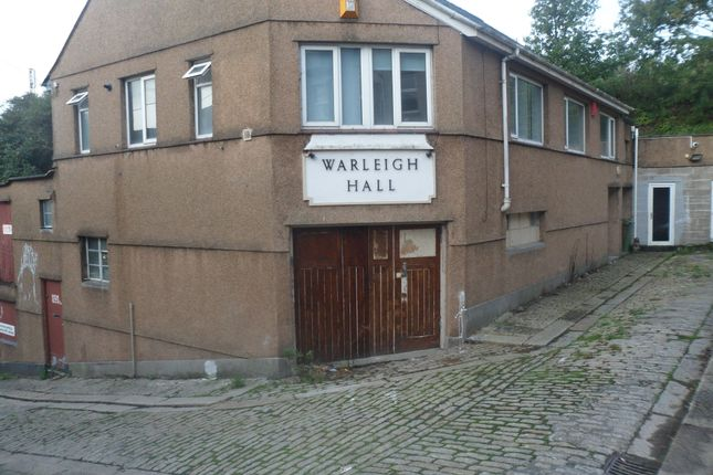Thumbnail 4 bed shared accommodation to rent in Warleigh Lane, Plymouth