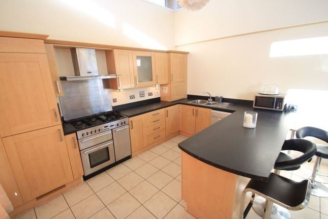 Thumbnail Flat to rent in Watkin Road, Freemans Meadow, Leicester