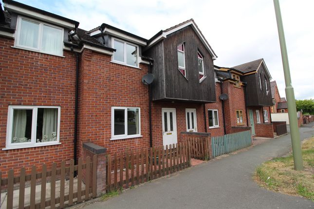 Thumbnail Detached house to rent in Chirk Road, Gobowen, Oswestry