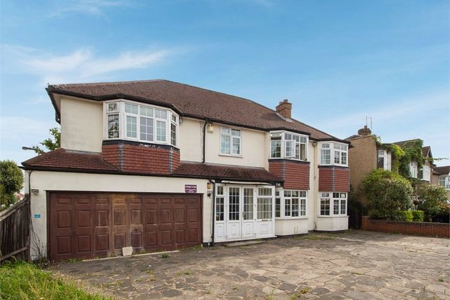 Thumbnail Detached house for sale in College Road, Harrow Weald, Harrow, Greater London