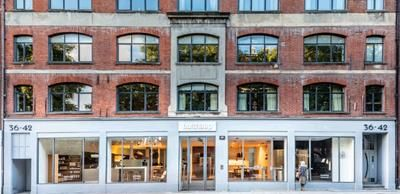 Thumbnail Retail premises to let in 36-42, Clerkenwell Road