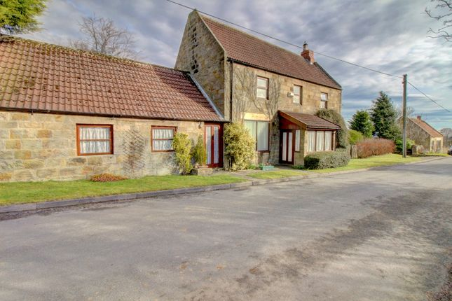 Thumbnail Detached house for sale in Newton-On-The-Moor, Morpeth