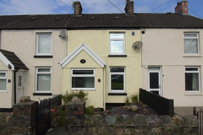Thumbnail Terraced house for sale in Bryntywod, Llangyfelach, Swansea