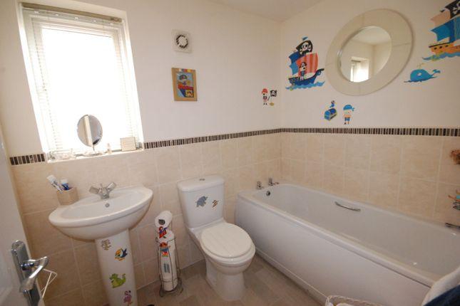Bathroom of St. Nicholas Way, Hebburn NE31