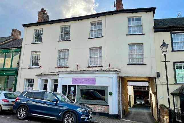 Thumbnail Flat for sale in The Square, North Tawton