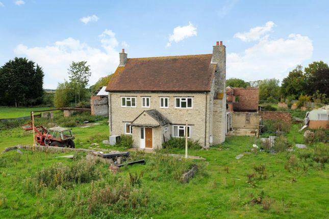 Thumbnail Detached house for sale in Roke Marsh Farm, Wallingford