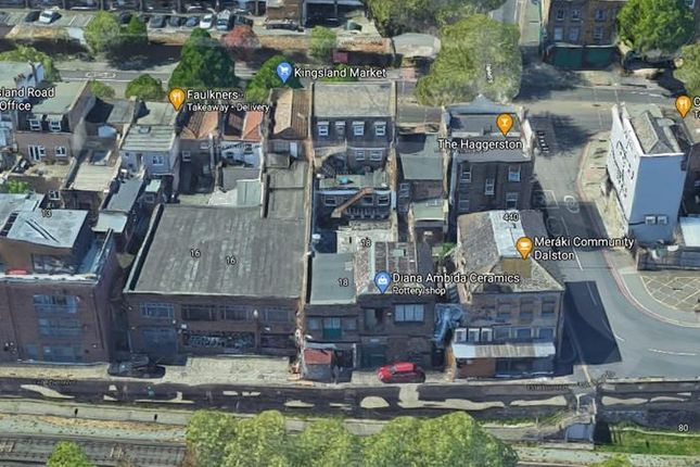 Thumbnail Industrial to let in 18-19 Glebe Road, Dalston, London, Greater London