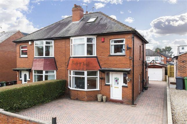 Thumbnail Semi-detached house to rent in Wensley Road, Leeds, West Yorkshire
