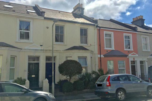 First Floor Flat, 63 Palmerston Street, Stoke, Plymouth, Devon PL1