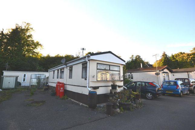 Thumbnail Mobile/park home for sale in Hatch Park, London Road, Old Basing, Basingstoke