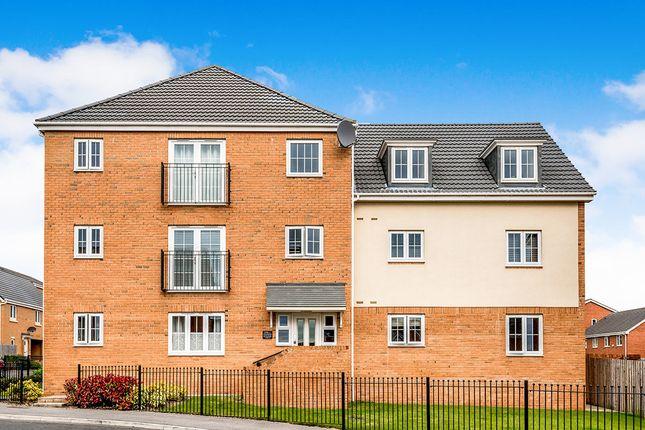 Thumbnail Flat to rent in Boulevard Rise, Leeds