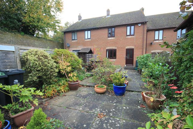 Thumbnail Terraced house for sale in St Martins Close, Broadmayne, Dorchester
