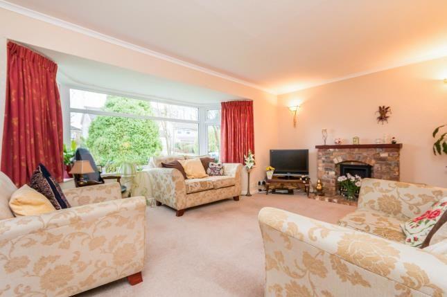 Lounge of Oak Tree Close, Headley, Bordon GU35