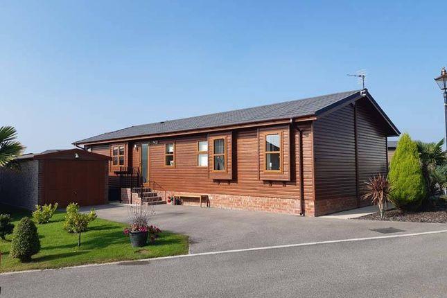 Thumbnail Lodge for sale in Wardleys Lane, Hambleton, Poulton-Le-Fylde