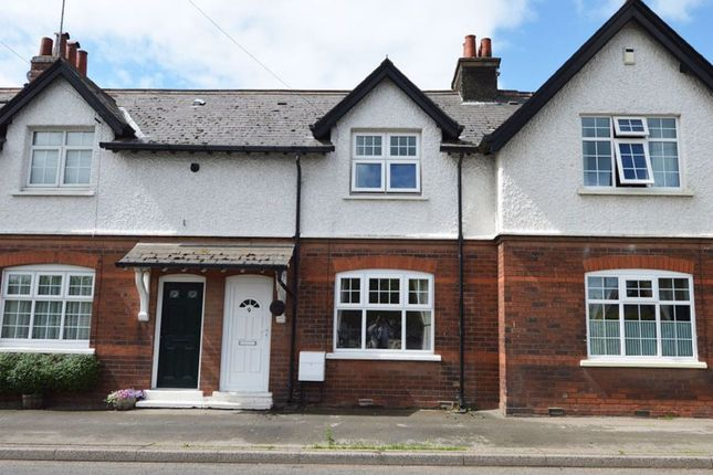 2 bed terraced house for sale in Colton Road, Rugeley WS15