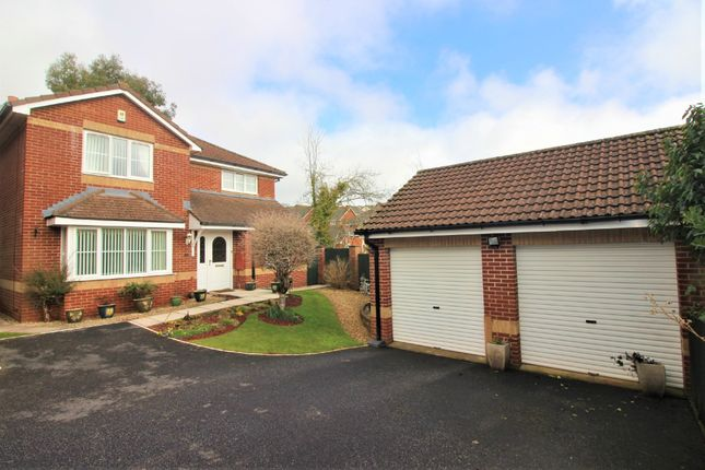 Thumbnail Detached house for sale in Trelissick Close, Paignton