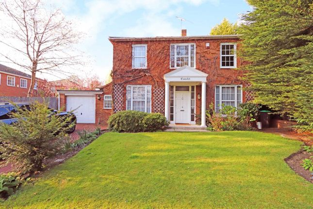 Thumbnail Detached house for sale in Coombe House Chase, New Malden