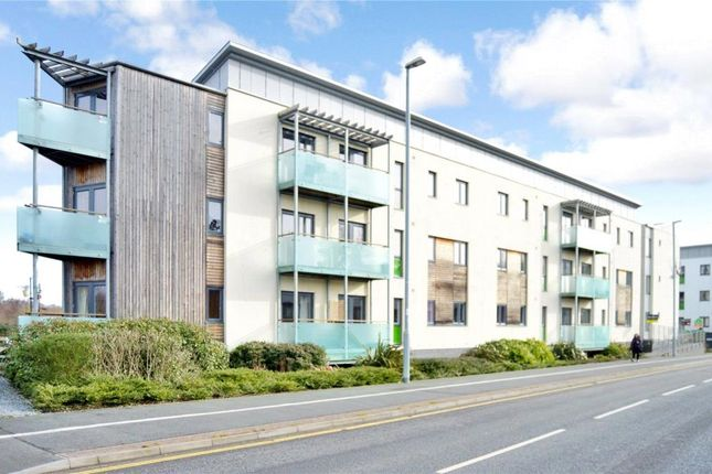 Thumbnail Flat for sale in Whitelake Place, West Golds Way, Newton Abbot, Devon