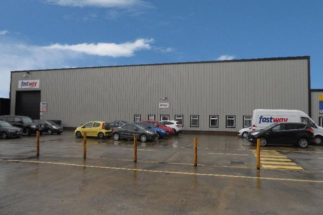 Thumbnail Warehouse to let in Antrim Business Park, Randalstown Road, Antrim, County Antrim