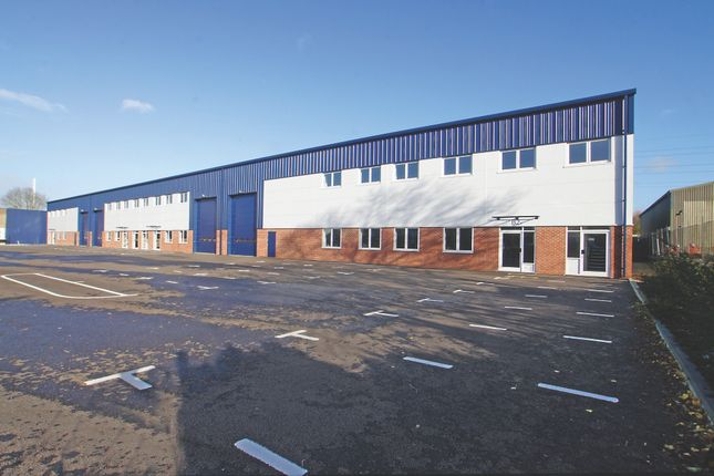 Industrial for sale in Block B1, Glenmore Business Park, Southmead Close, Westmead, Swindon