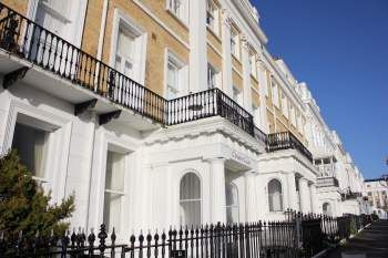 Thumbnail Flat to rent in Sussex Square, Brighton