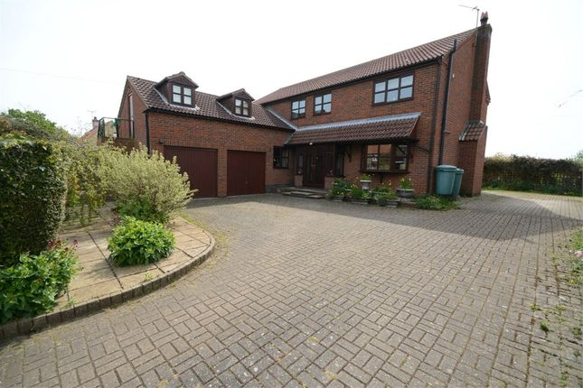 Thumbnail Detached house for sale in Main Street, Rowston, Lincoln