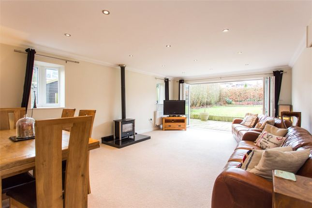 Thumbnail Detached house for sale in Meadow End, Bramhope, Leeds, West Yorkshire