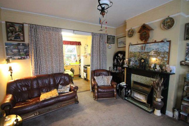 Sitting Room of Manning Road, Felixstowe IP11