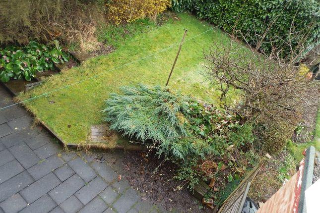 Garden of Swarthmore Road, Selly Oak, Birmingham B29