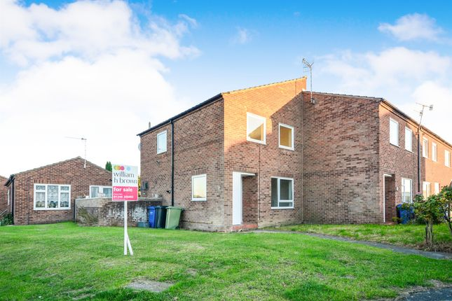 Thumbnail Semi-detached house for sale in Tissington Close, Chesterfield