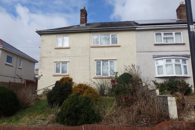 Thumbnail Semi-detached house to rent in Maes Yr Haf, Llanelli