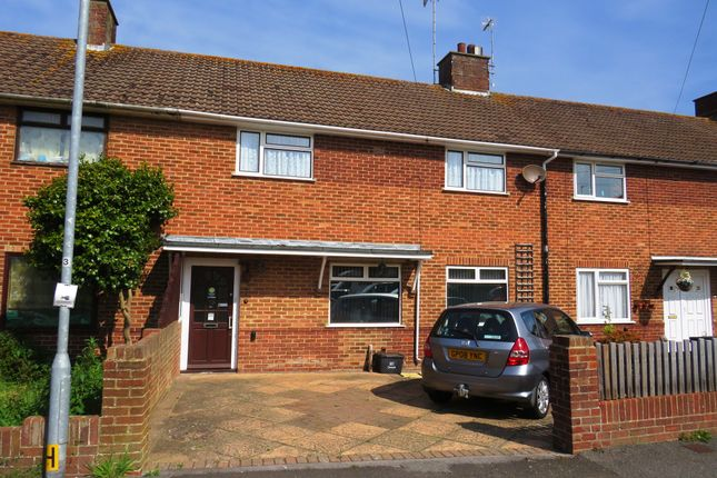 Thumbnail Terraced house for sale in Shepherds Close, Bexhill-On-Sea