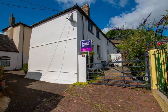 Thumbnail Semi-detached house for sale in Queen Square, Ebbw Vale