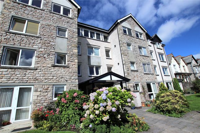 Thumbnail Flat for sale in 28 Grayrigge Court, Kents Bank Road, Grange-Over-Sands, Cumbria