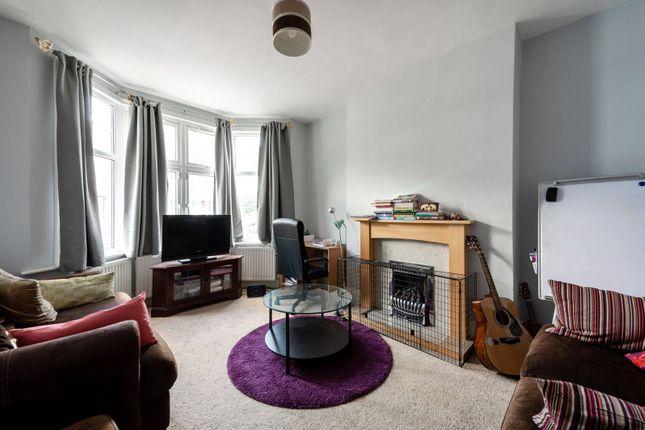 Thumbnail Terraced house to rent in Braemar Avenue, Norbury, Thornton Heath