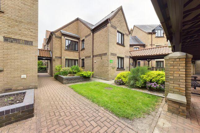 Thumbnail Flat for sale in St. Ellens Court, Eastgate, Beverley