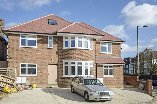 Thumbnail Semi-detached house to rent in Queens Way, Hendon