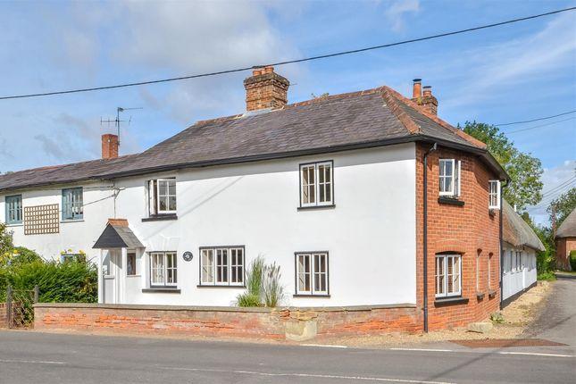 Thumbnail Semi-detached house to rent in Longparish, Andover